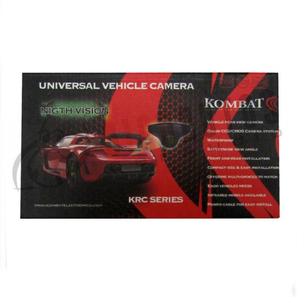 Camara de Reversa KOMBAT KRC-102