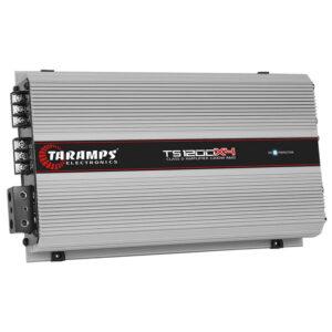 Amplificador o Planta TARAMPS TS-1200 4Ch 1Ohm