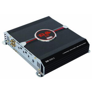 Amplificador o planta DS18 GEN-1200.2 2CH