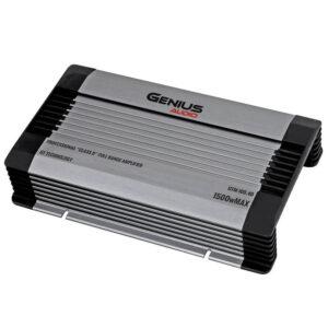 Amplificador o planta GENIUS GTM-100.4 4CH
