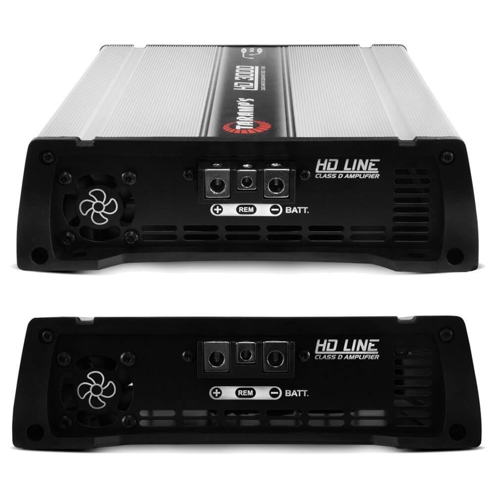 taramps HD 3000/1/canal coche amplificador 1/Ohm