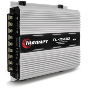 Amplificador o planta TARAMPS TL-1500 1500w 3Ch