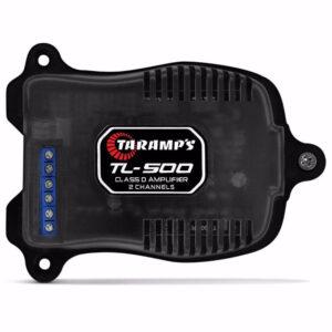Amplificador o planta TARAMPS TL-500 2Ch
