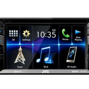 DVD para carro JVC KW-V230BT 6 22DIN Bluetooth