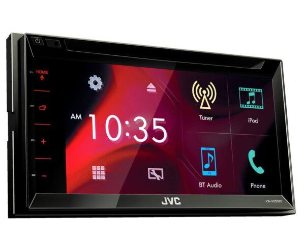DVD para carro JVC KW-V330BT 2DIN 6.2 5