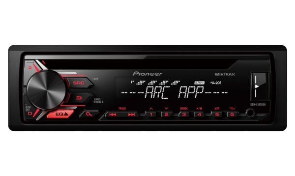 Radio Pioneer DEH-X1950UB USB/AUX FR
