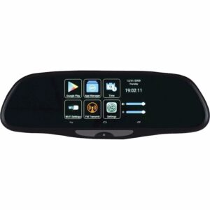 Retrovisor con Android Carkuda DVR GPS