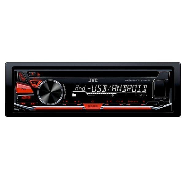 Radio JVC KD-R470 USB Android