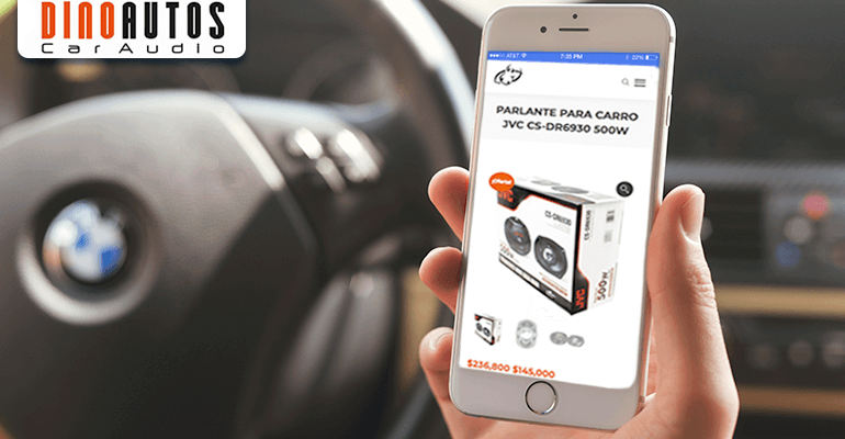 tienda online Car Audio