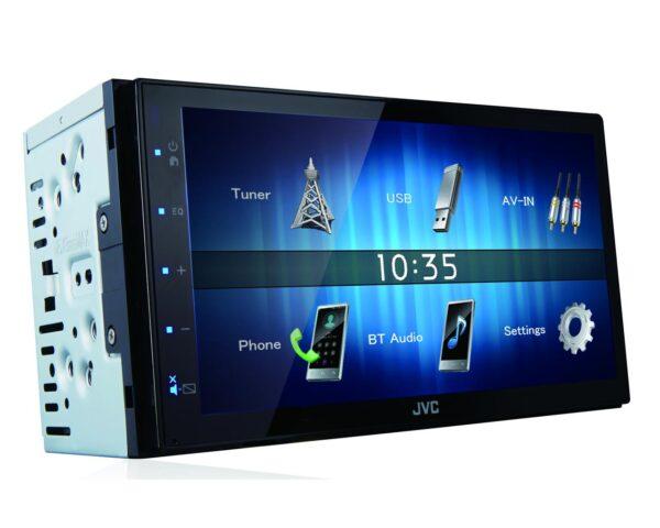 DVD JVC KW-M24BT