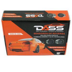 Sensores de reversa + Camara DASS DRCS-300