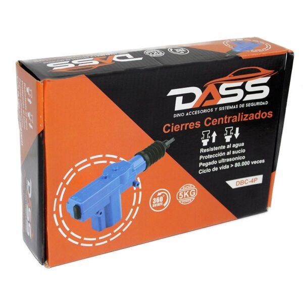Bloqueo de puertas DASS DBC-4P