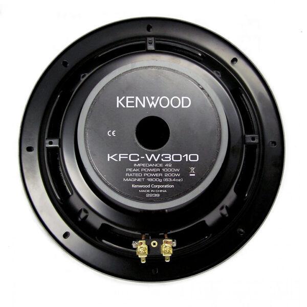 Subwoofer Kenwood KFC-W3010