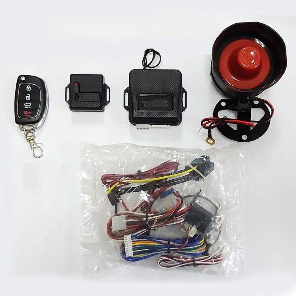 Sistema de alarma DASS
