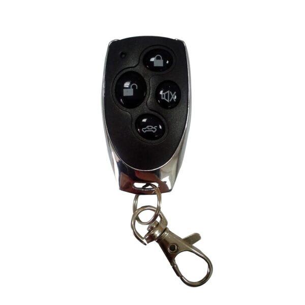 Alarma de carro con codigo variable