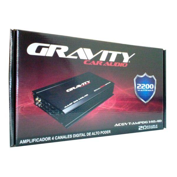 Gravity ACGVT-AMPDG