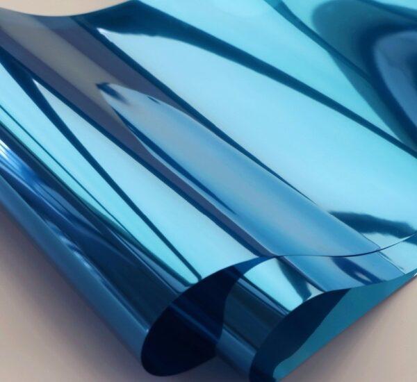 polarizado azul espejo