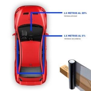 kit nanocerámico para automóvil