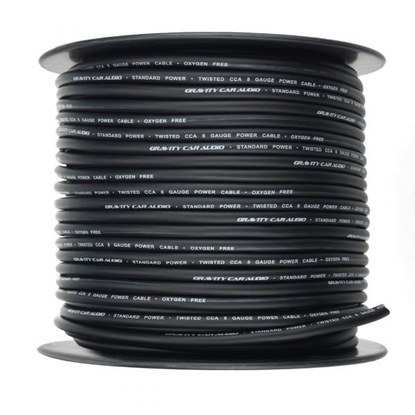 rollo de cable calibre 8